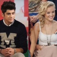 Zayn Malik 1D Star Ditches V Festival To Support Girlfriend Perrie From Little Mix