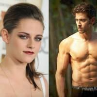 Twilight Superstar Kirsten Stewart Wants To Work With Bollywood Hero Hrithik Roshan