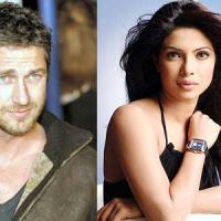 Does Gerrard Butler Have A Crush On Priyanka Chopra?