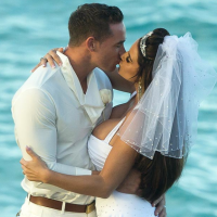 Katie Price NIPPLE SLIP At Her Third Wedding! [IMAGE]